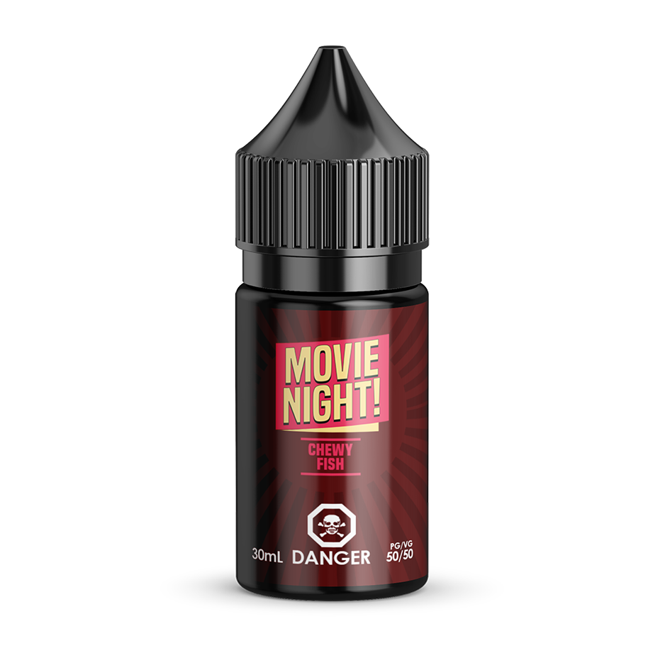 MN 30ML CHEWY RED FISH SALT