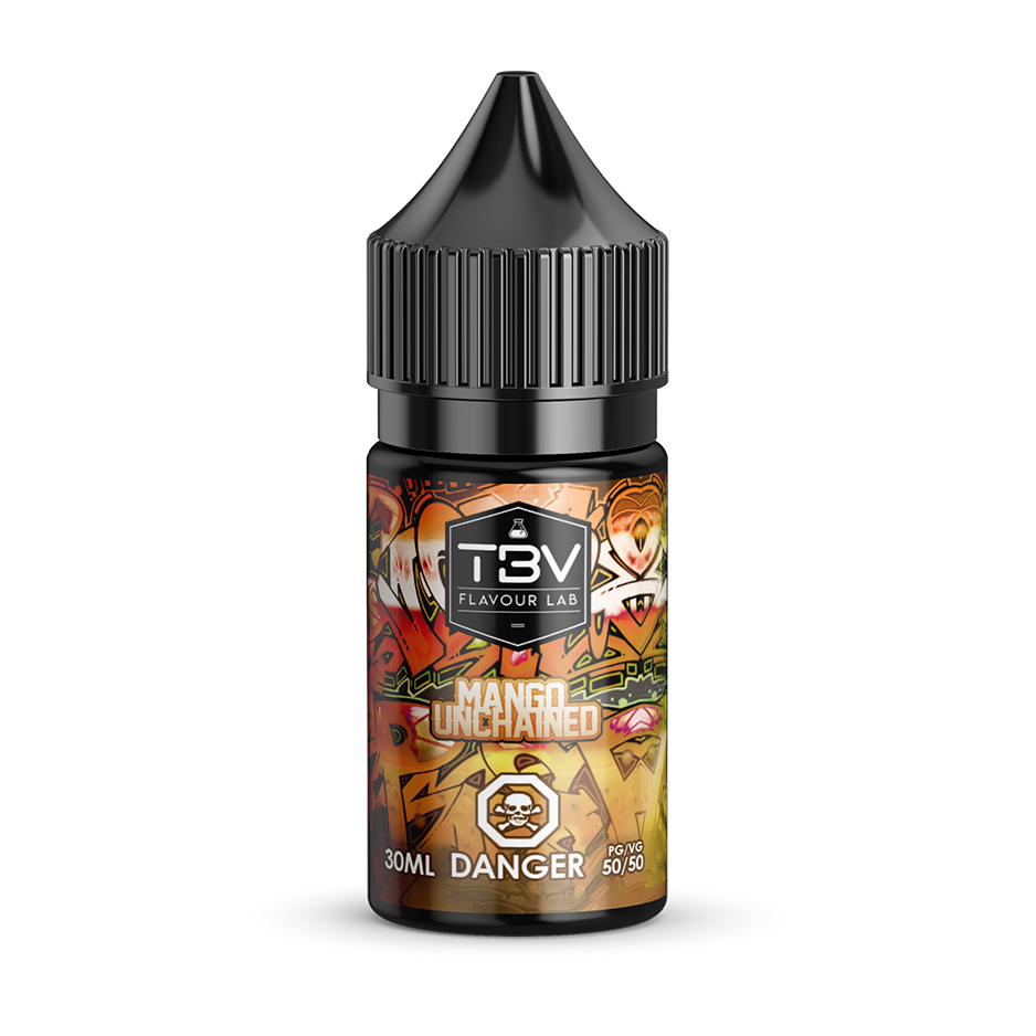TBV 30ML MANGO UNCHAINED SALT
